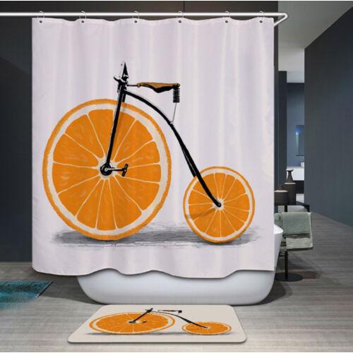 Velocipéd zuhanyfüggöny