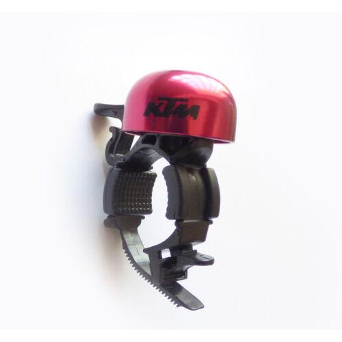 KTM bordó mini csengő