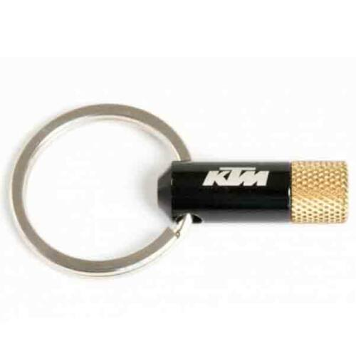 KTM szelepsapka átalakító kulcstartó