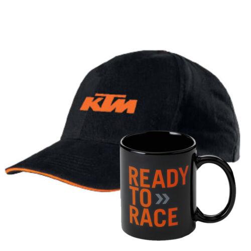KTM Team Black ajándékcsomag