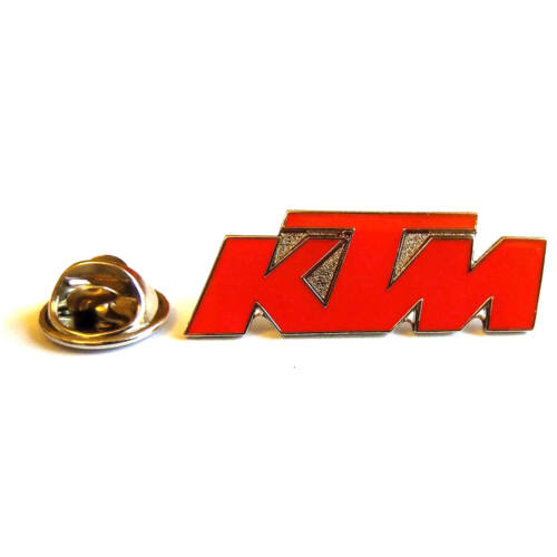 KTM kitűző