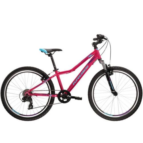 """KROSS Lea 1.0 JR 24"""" gyermek kerékpár - Rózsaszín"""