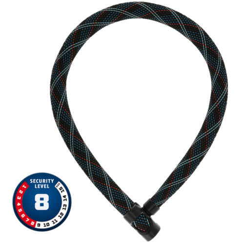 ABUS IVERA Chain 7210 Lánclakat | Crossing Grey