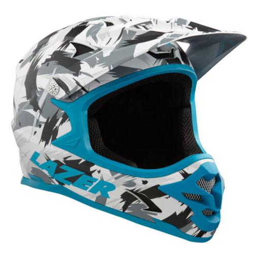 Lazer Phoenix+ Fullface Sisak   Szürke-Kék