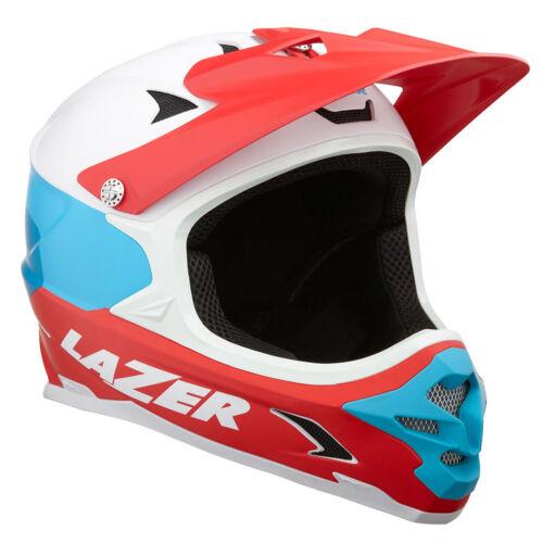 Lazer Phoenix+ Fullface Sisak | Piros-kék