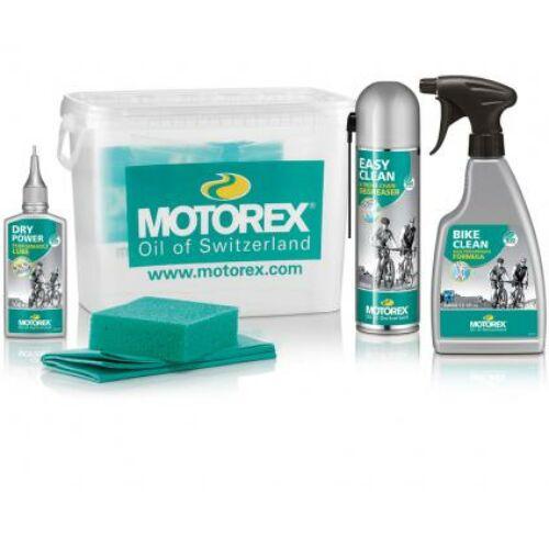 Kerékpár tisztító készlet a Motorex-től