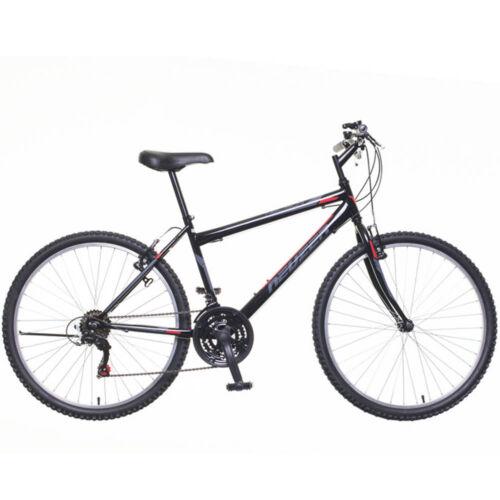 """Neuser Nelson - 26"""" férfi MTB kerékpár - fekete"""