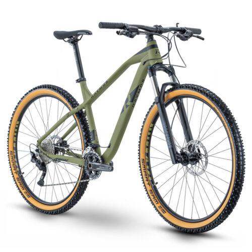 "Raymon HardRay Nine 5.0 29"" férfi MTB kerékpár zöld"