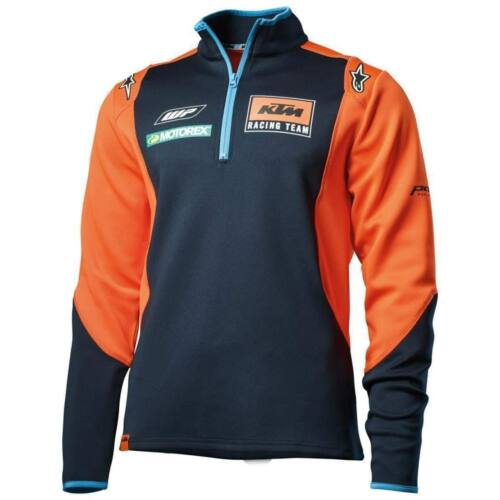 XL - KTM Replica Team Thin Sweater - Férfi Pulóver