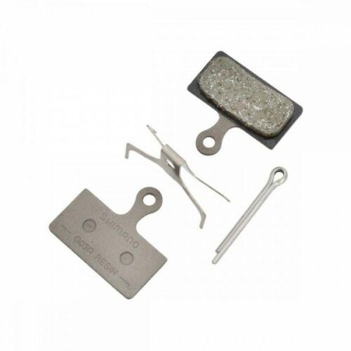 SHIMANO XTR/XT/SLX/DEORE/ALFINE (G03A) Fékbetét tárcsafékhez