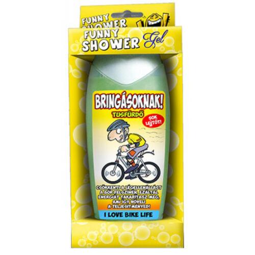 Tusfürdő kerékpárosoknak