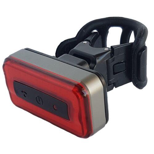 Velotech Brick LED hátsó lámpa