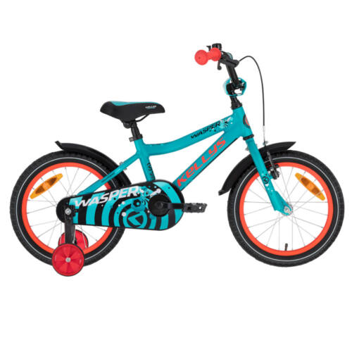 """KELLYS WASPER 16"""" Blue kerékpár"""