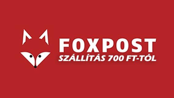 Foxpost szállítási lehetőség